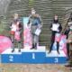 Na zdjęciu zwycięzcy kategorii na podium