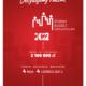 Plakat w kolorze czerwonym z napisami: Decydujemy razem! Żorski Budżet Obywatelski 2022. Kwota do dyspozycji: 2 160 000 zł, składanie wniosków 4 maja - 4 czerwca 2021 r. www.zoryekonsultacje.eboi.pl i www.zory.pl