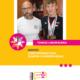Na grafice na żółtym tle zdjęcie pana Tomasza i Jakuba Śliwki i tekst opisujący temat wywiadu